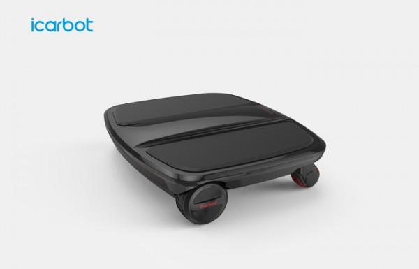 F-Wheel iCarbot: 4-колесный «ховерборд»