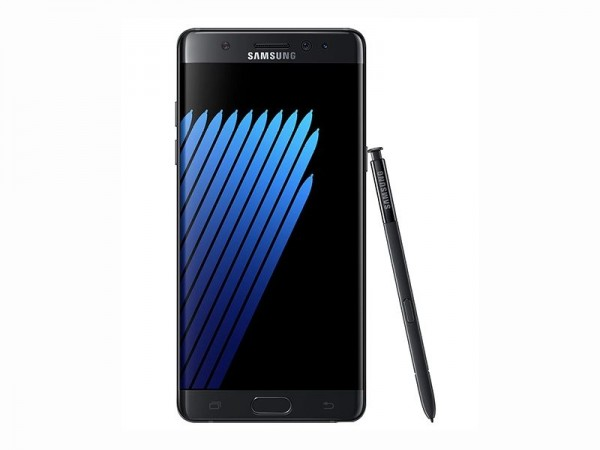Galaxy Note7 — фаблет от Samsung с изогнутым экраном