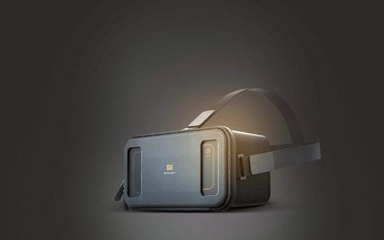 Mi VR — шлем виртуальной реальности от Xiaomi