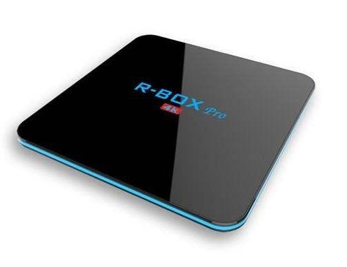 R-Box Pro: мощная телевизионная приставка с 3 ГБ ОЗУ