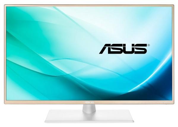 ASUS представила 31,5-дюймовый монитор с матрицей IPS