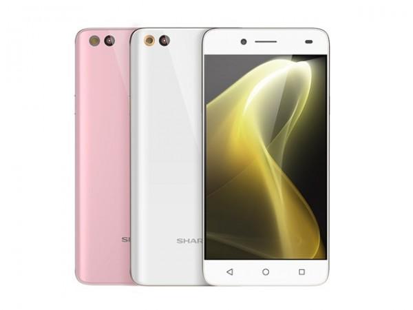 Sharp M1: 5,5-дюймовый смартфон с LTE