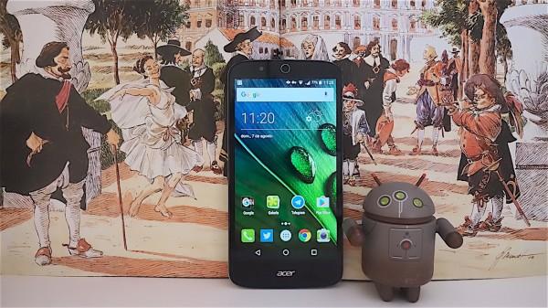 Долгоиграющий Acer Liquid Zest Plus появился в России