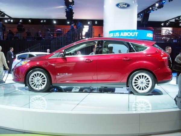 Focus Electric 2017 — новый электромобиль от Ford