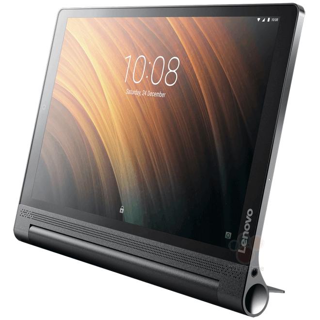 Lenovo готовит канонсу новый планшет Yoga Tab 3 Plus 10