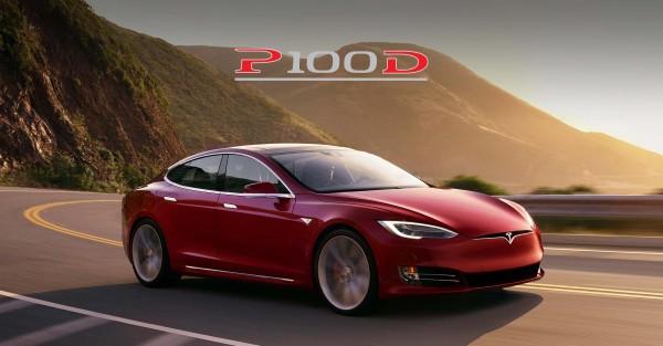 Tesla Model S P100D научили быстро разгоняться