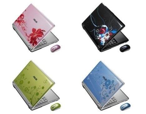Asus F6 – ноутбуки с запахом
