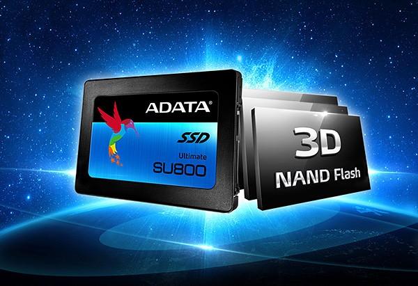 Ultimate SU800 — тонкие SSD на 1 ТБ