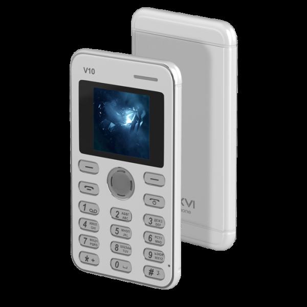 Maxvi V10 — мобильник размером с кредитку