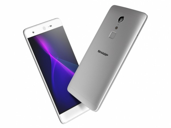 Представлен 10-ядерный смартфон Sharp Aquos Z2