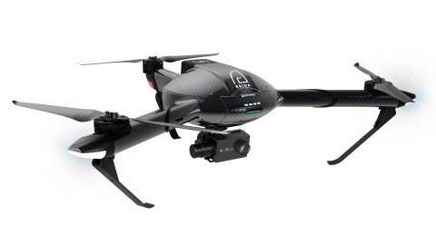 Yi Erida — трикоптер, способный летать 40 минут