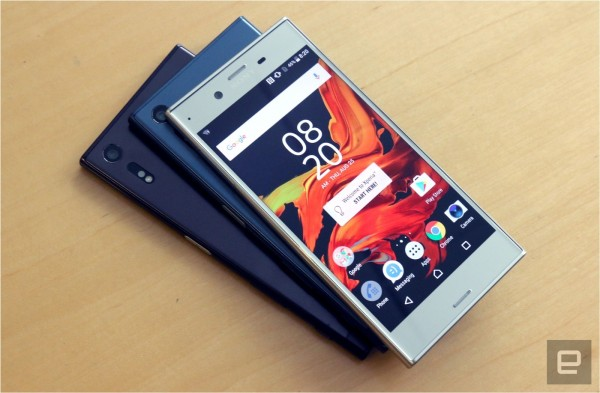 Новым флагманом Sony стал Xperia XZ