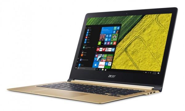 Acer Swift 7 — самый тонкий в мире ноутбук