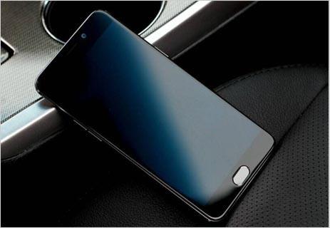 UMi Plus — алюминиевый смартфон со сканером отпечатков