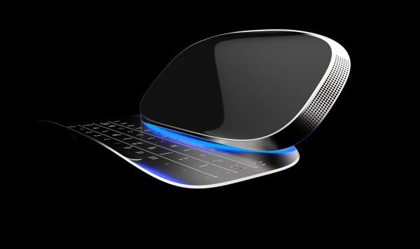 Turing Monolith Chaconne — футуристический смартфон с 18 ГБ оперативной памяти