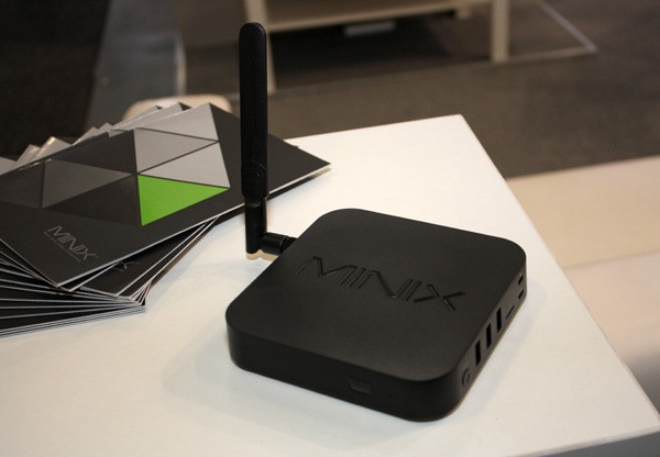 Minix Neo U9-H: медиаплеер с поддержкой DTS и Dolby