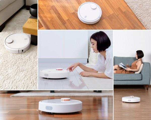 Mi Robot Vacuum: доступный робот-пылесос от Xiaomi