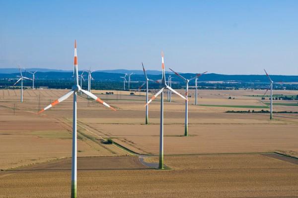 Wind Farm Texas — ветряная электростанция от Amazon