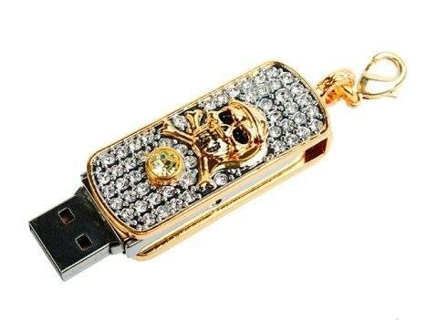 Драгоценная флешка USB Jewel Thumb Drive