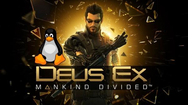 Игру Deus Ex: Mankind Divided перенесут на Linux