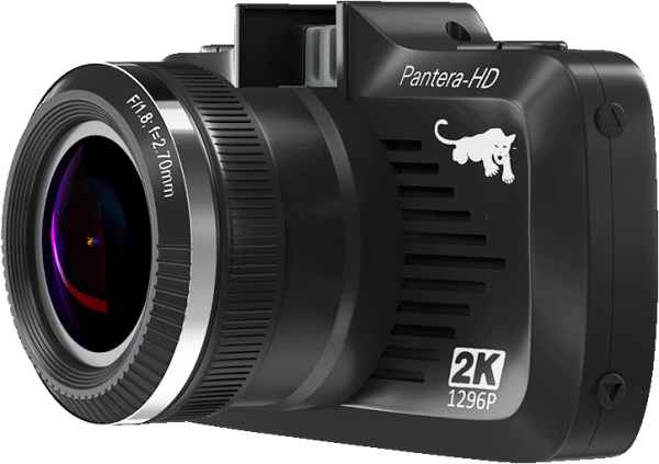 Видеорегистратор Pantera HD AMBARELLA A7 GPS