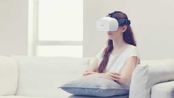 Fove — шлем виртуальной реальности, отслеживающий движения глаз