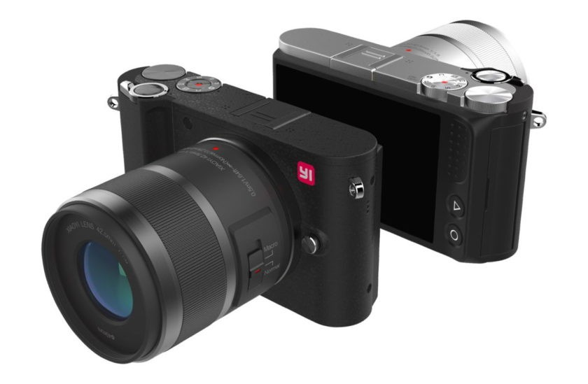 Xiaomi представила доступную системную камеру YiM1 формата Micro Four Thirds