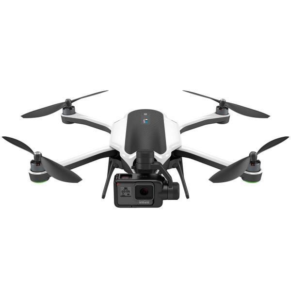 Karma — первый дрон GoPro