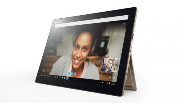 Lenovo Miix 710: 12-дюймовый планшет с процессором Intel Kaby Lake