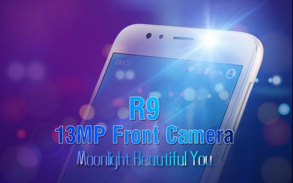 iNew Pandora R9 — смартфон для поклонников селфи