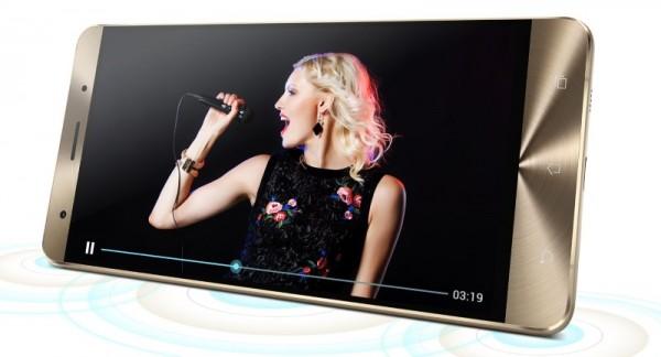 Zenfone 3 Monarch — новый смартфон ASUS с 6 ГБ оперативной памяти