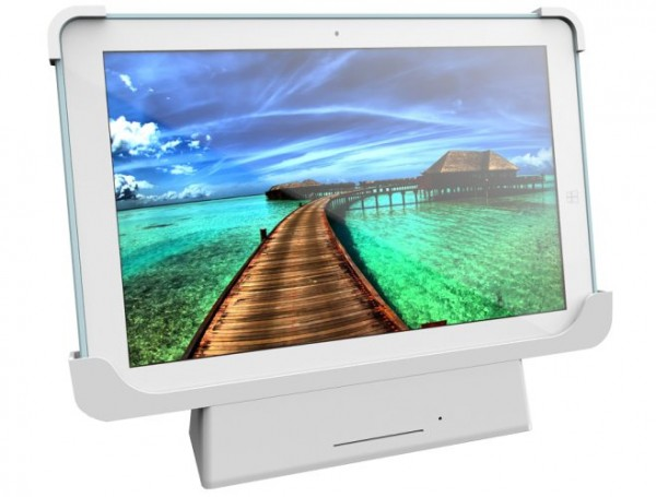 ECS mPad: 12-дюймовый планшет на базе Windows 10