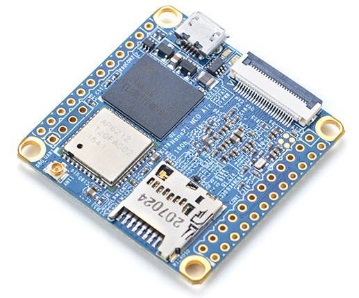 NanoPi NEO AIR — крошечный ПК для разработчиков
