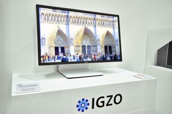 Sharp представила 27-дюймовый монитор с разрешением 8K