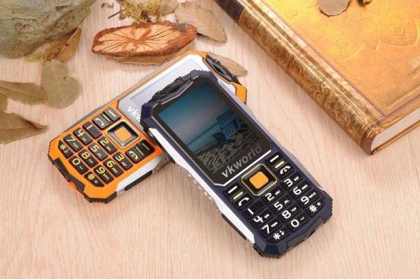 VKworld Stone V3S: защищенный телефон за