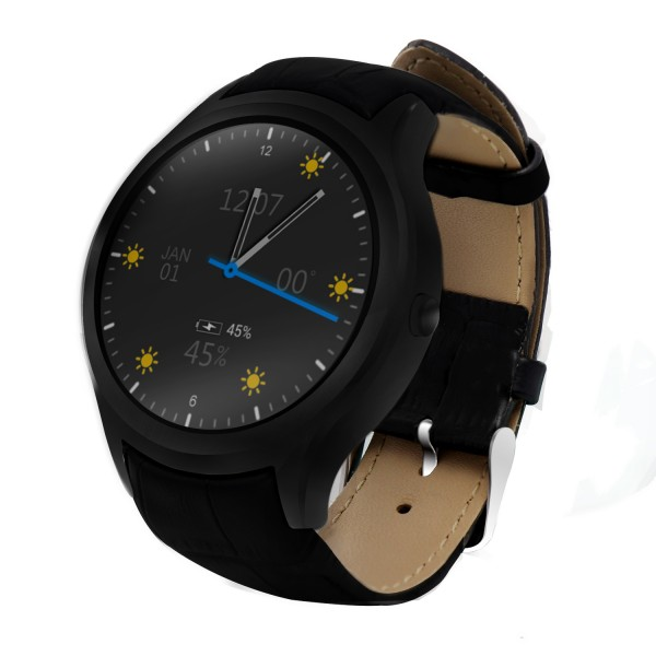 NO.1 D5+: умные часы со встроенным телефоном