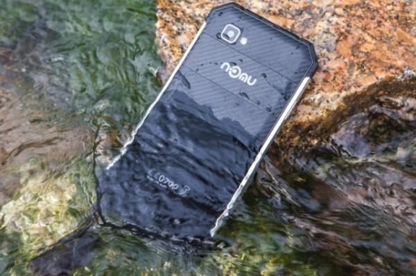 Nomu S30 — недорогой смартфон с защитой от воды и падений