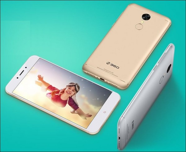 360 N4A — интересный 5,5-дюймовый смартфон на базе 360 OS 2.0