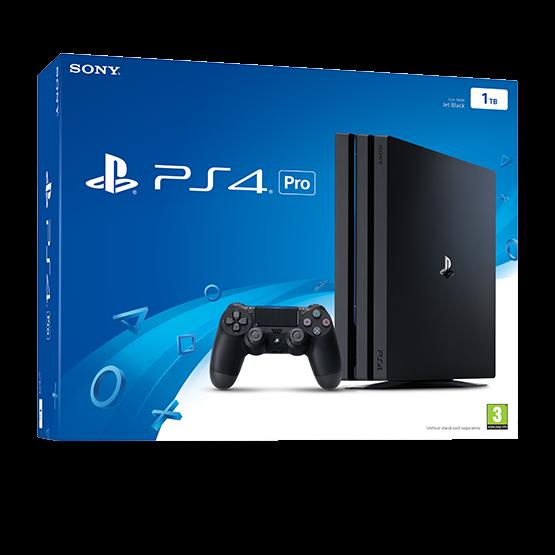 Раскрыты технические характеристики консоли PS4 Pro