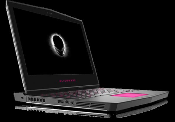 Вышел ноутбук Dell Alienware 13 свидеокартой GeForce GTX 1060 наборту