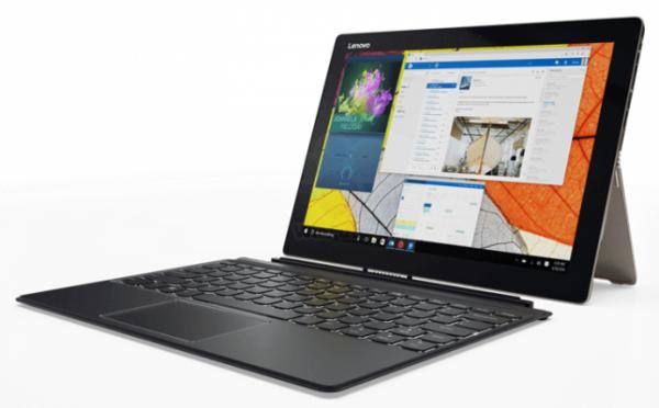 Lenovo IdeaPad Miix 720: 12-дюймовый планшет на базе Windows 10