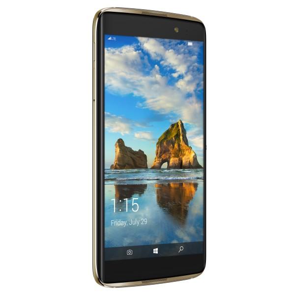Alcatel Idol 4S: смартфон с Windows 10 и виртуальной реальностью