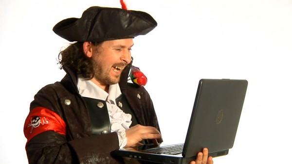 Подтверждена любовь интернет-пользователей к пиратскому контенту