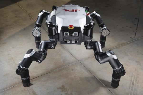 В NASA взорвался робот