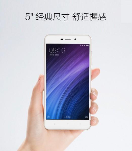 Redmi 4A: 74-долларовый смартфон от Xiaomi