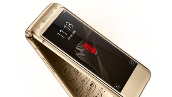 Samsung SM-W2017 — раскладушка за 3 тысячи долларов