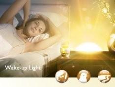 Лампа-будильник от Philips