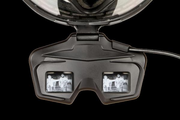 eMagin BlazeTorch — прибор ночного видения для всех