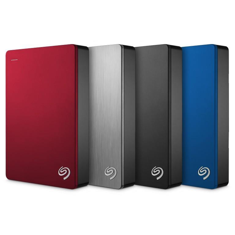 Seagate Backup Plus Portable— карманный HDD на5 ТБ