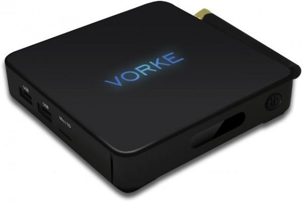 Vorke Z1: ТВ-приставка с 3 ГБ быстрой оперативной памяти